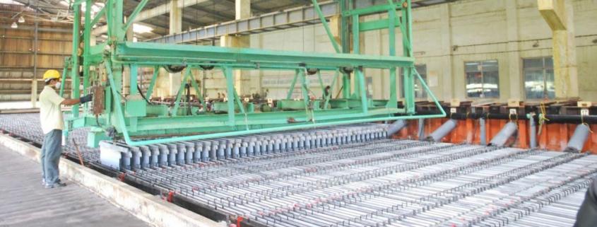 کارخانه های تولیدکننده روی ایران